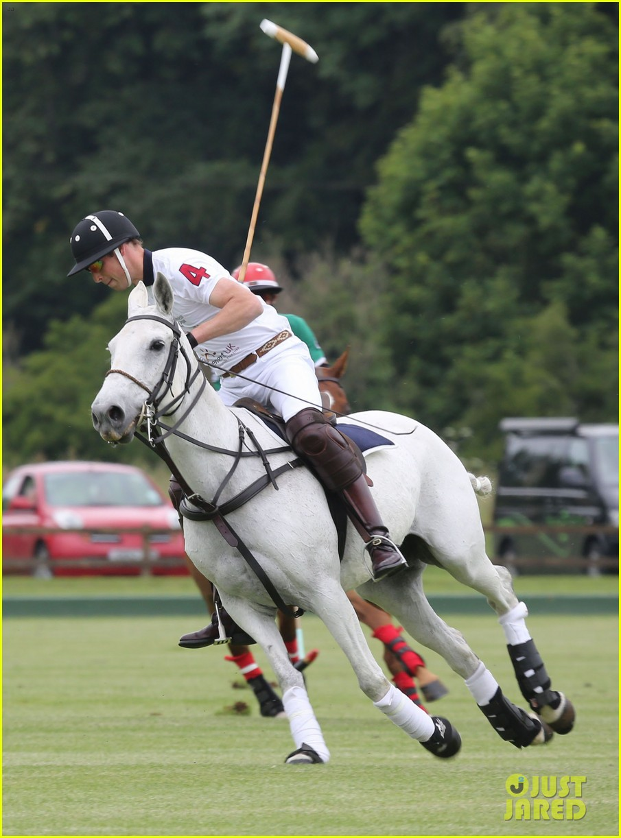 kate middleton prince george william polo match 333135960