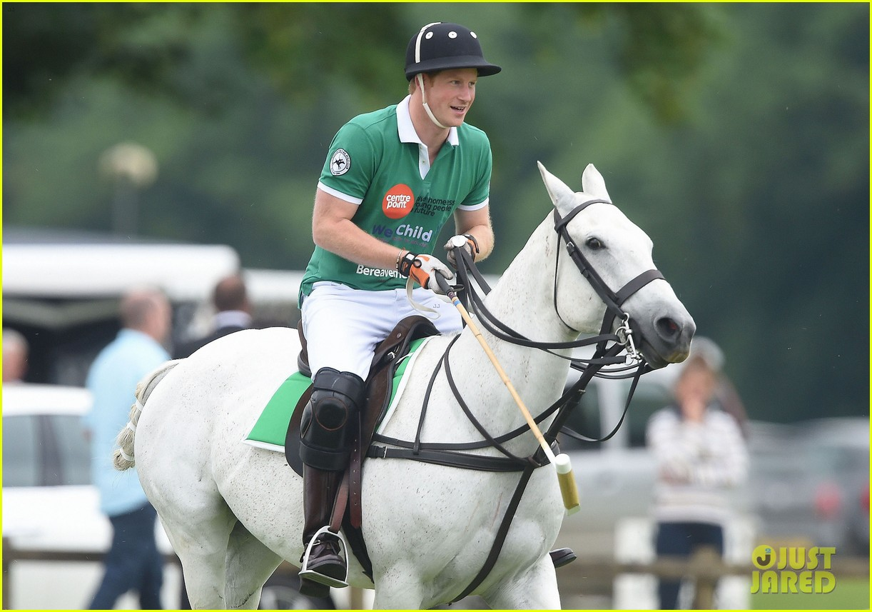 kate middleton prince george william polo match 463135973