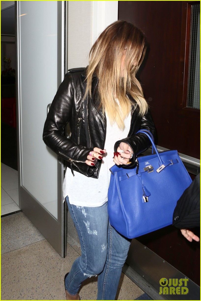 kim khloe kardashian take night flights out of lax 173142929