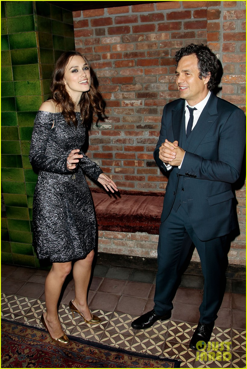 keira knightley mark ruffalo begin again after party 033143629
