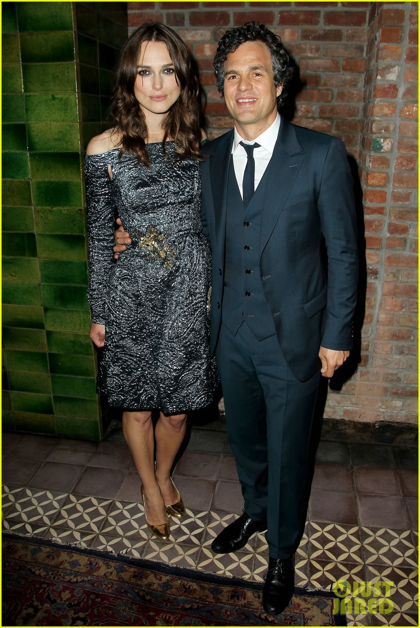 keira knightley mark ruffalo begin again after party 053143631