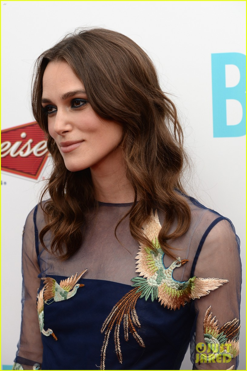 keira knightley james righton begin again premiere 093143401