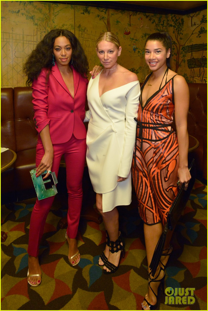 solange knowles crystal renn step out in style for gucci 02