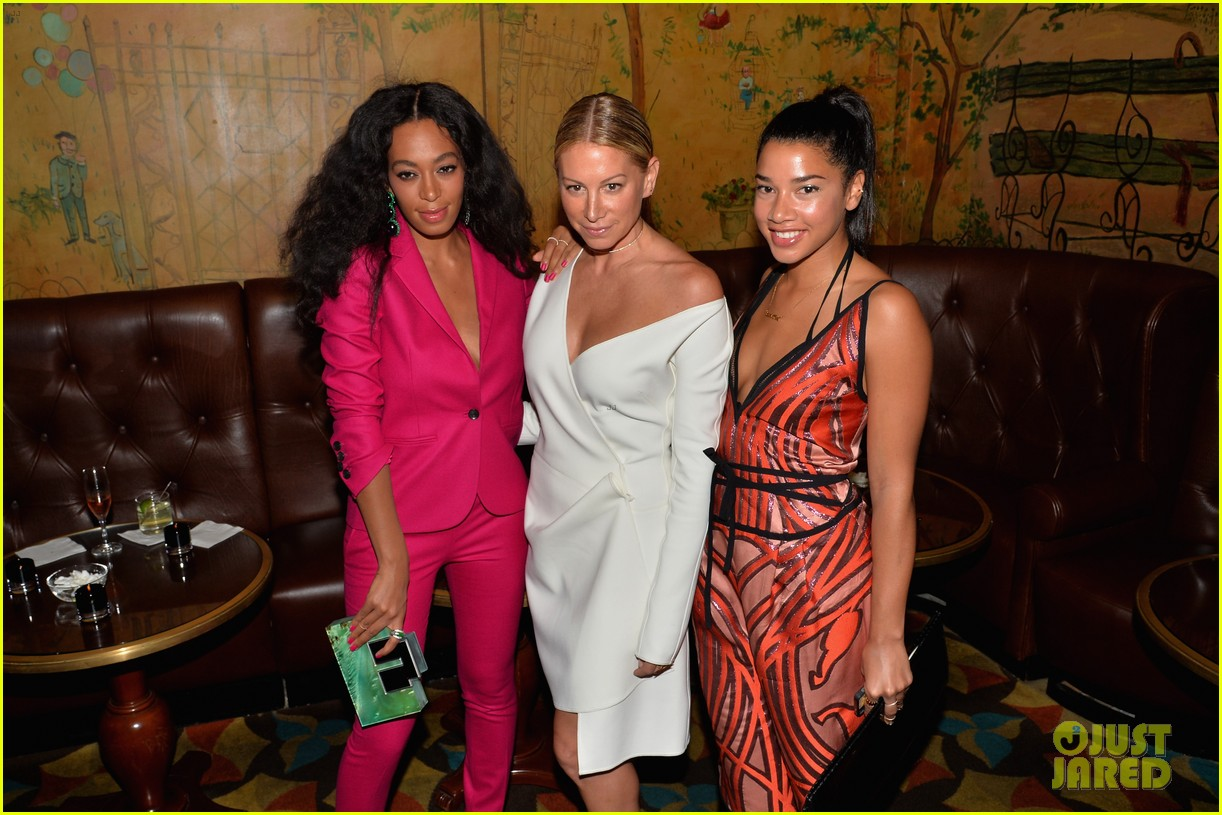 solange knowles crystal renn step out in style for gucci 033128698