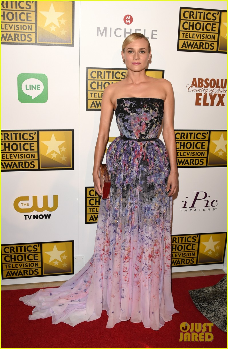 diane kruger keri russell critics choice tv awards 2014 11