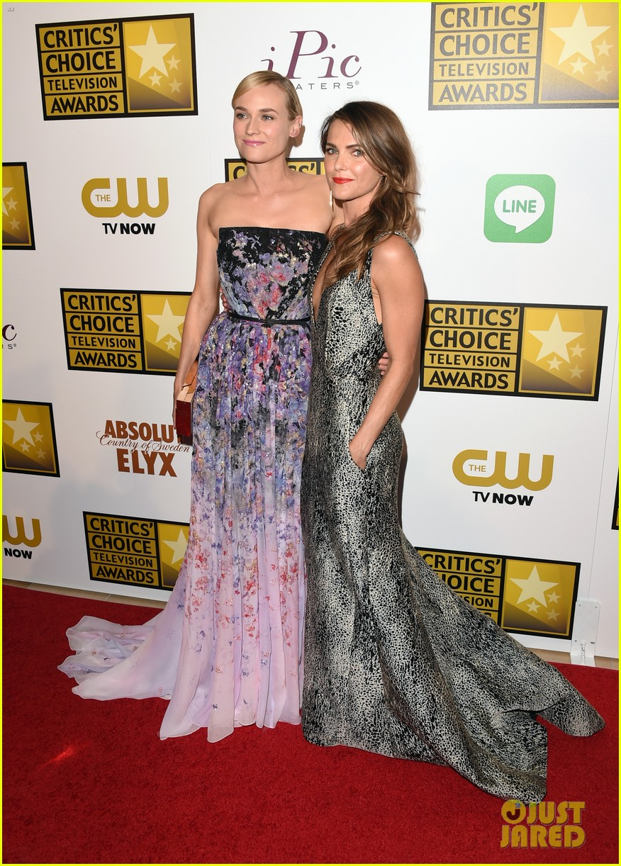 diane kruger keri russell critics choice tv awards 2014 19