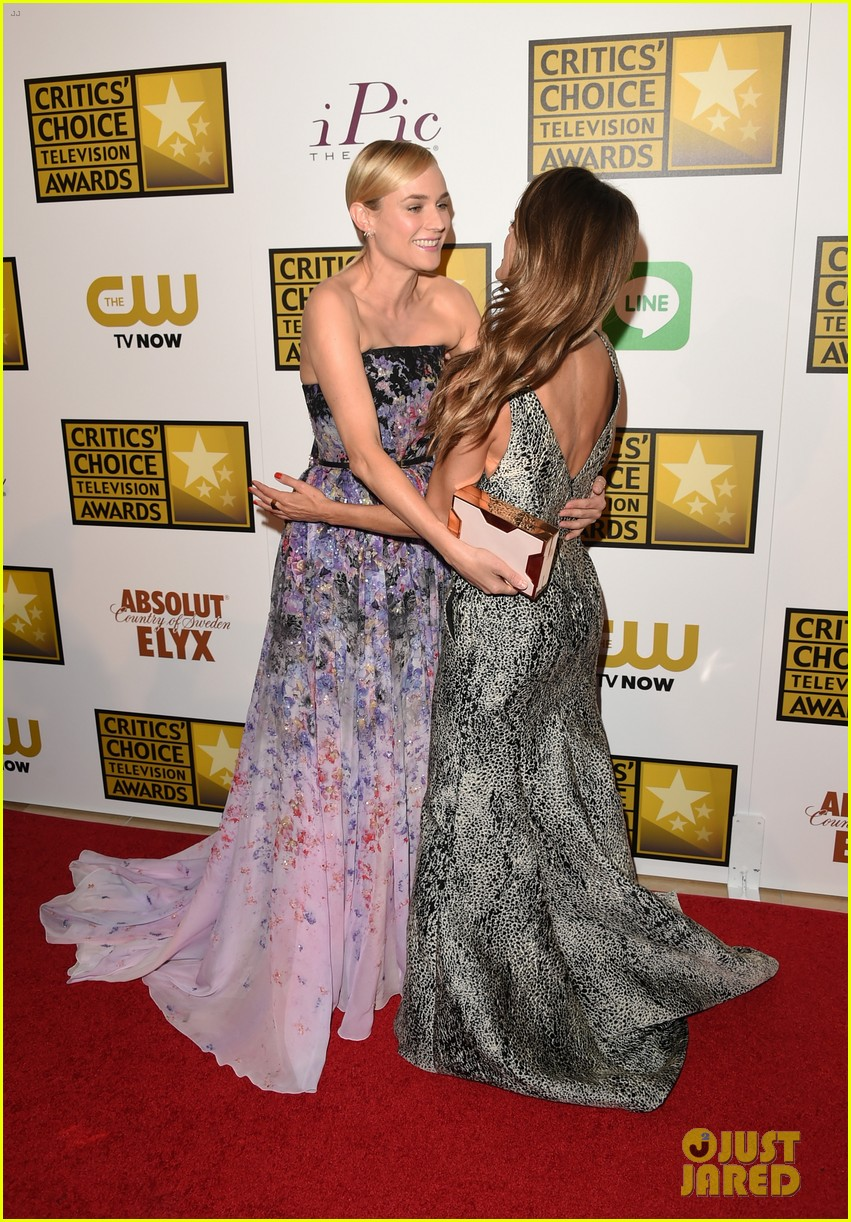 diane kruger keri russell critics choice tv awards 2014 213139344