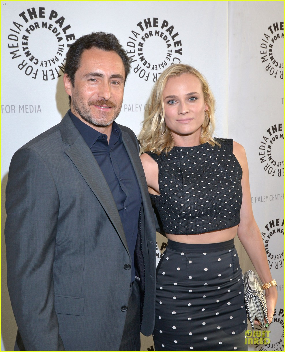 diane kruger bares midrff at bridge premiere 023142893