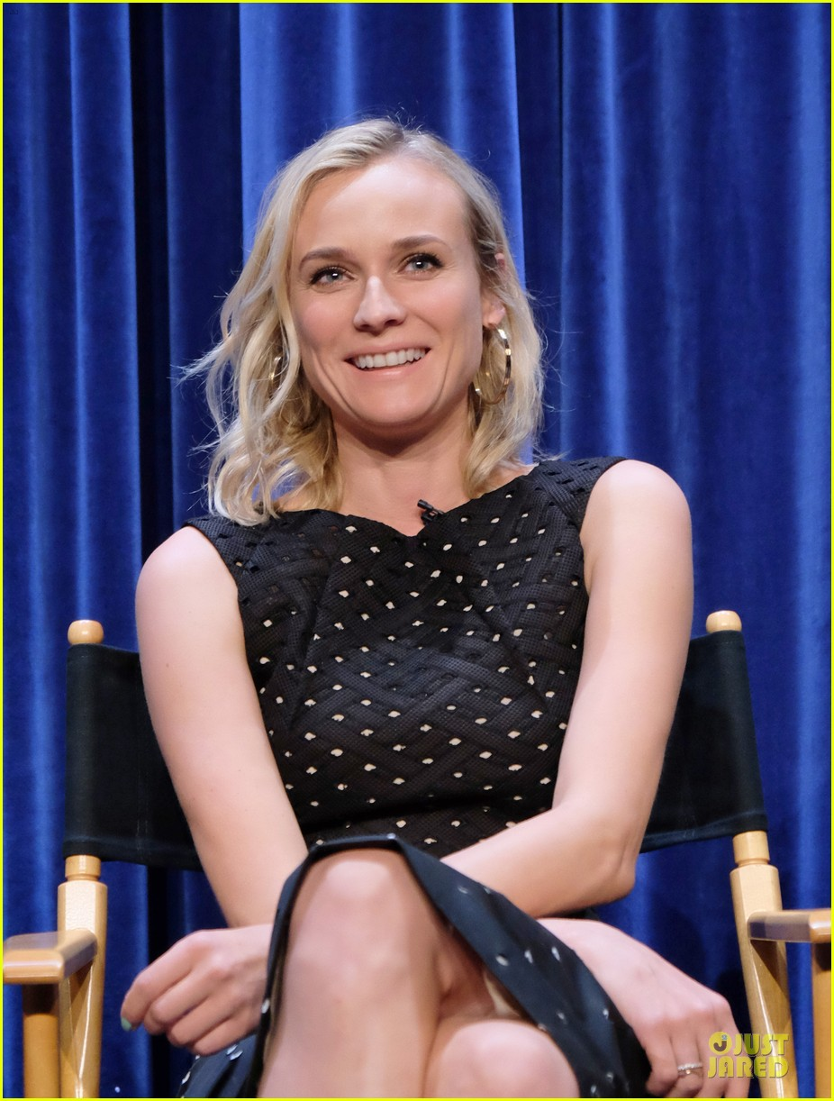 diane kruger bares midrff at bridge premiere 093142900
