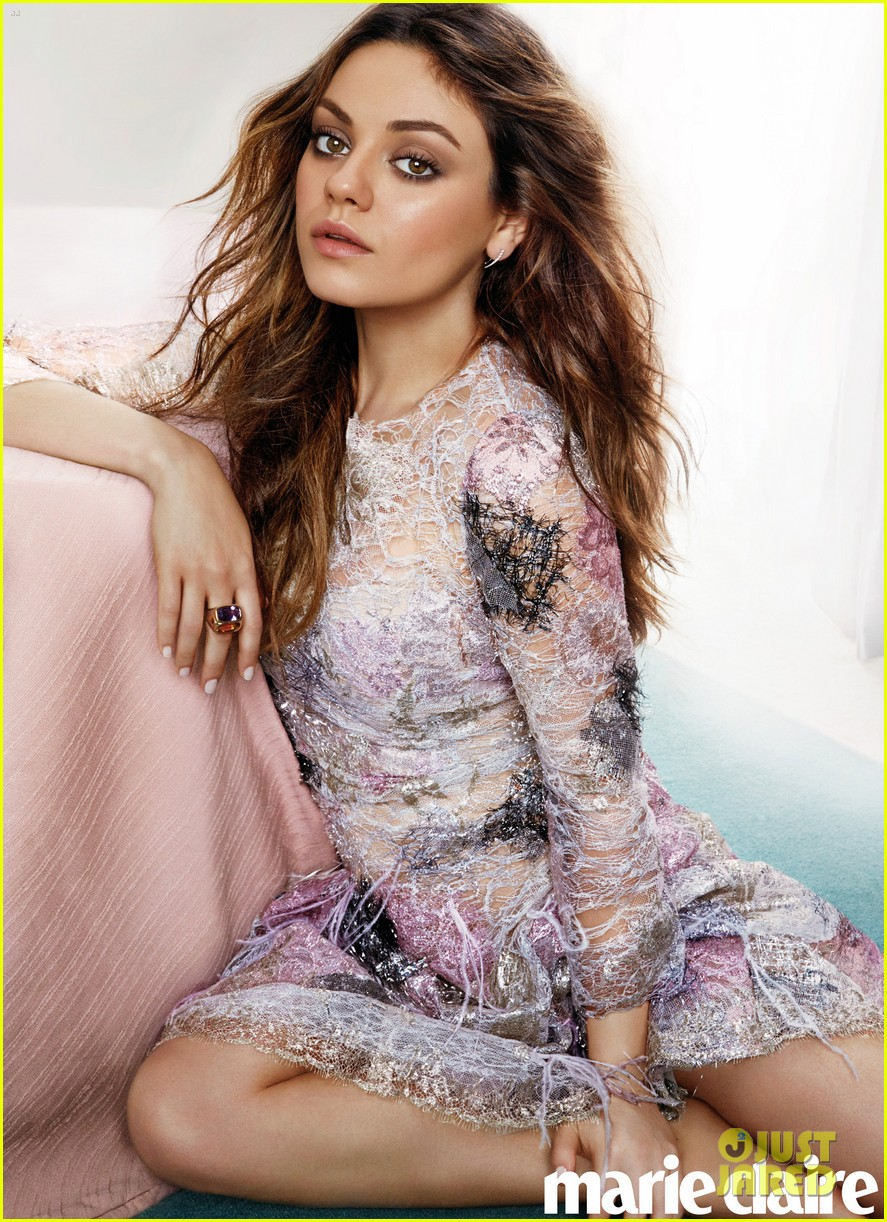 mila kunis marie claire july 2014 cover 02