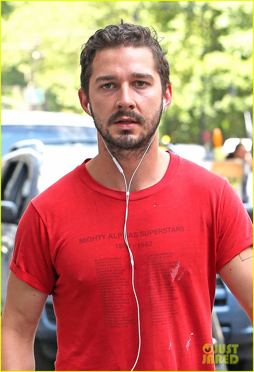 shia labeouf gym time vintage top 043140717