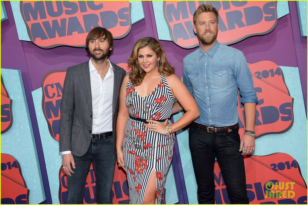 lady antebellum cmt music awards 2014 03