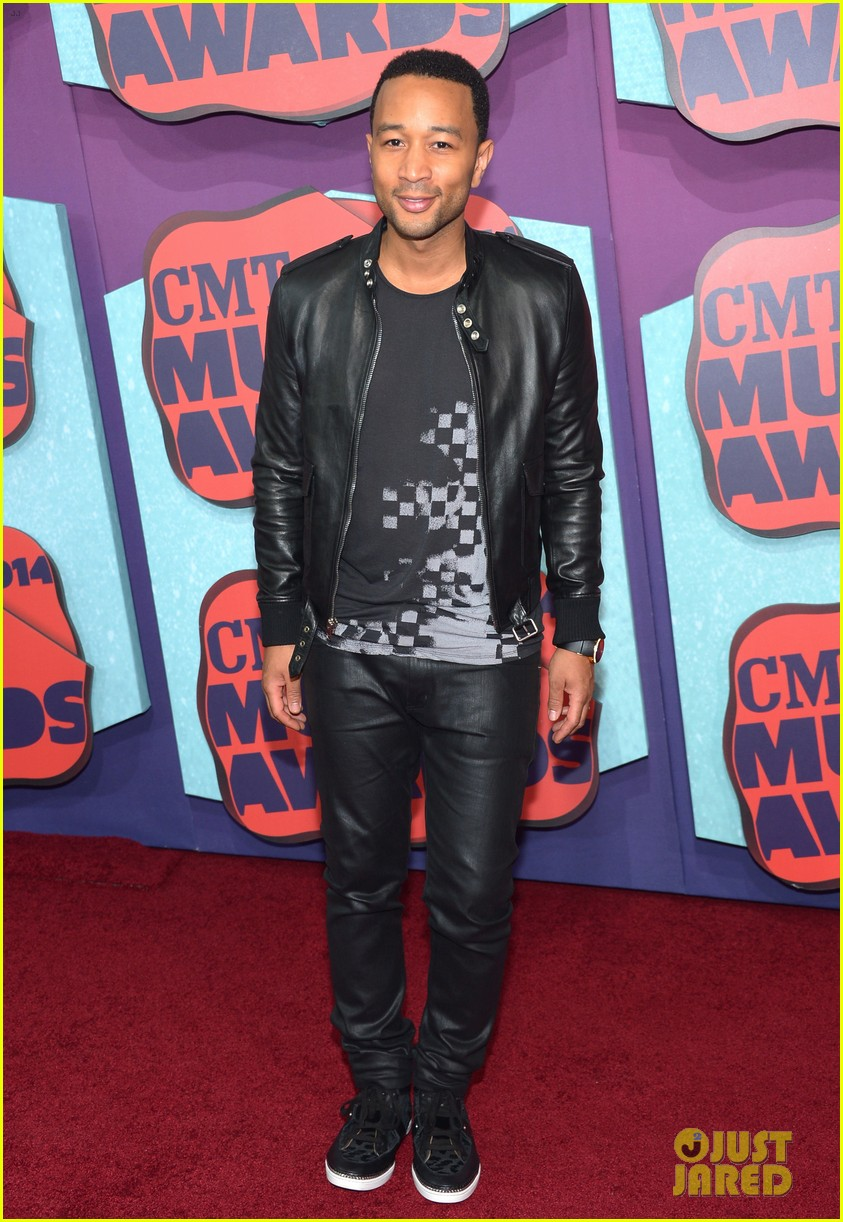 john legend jennifer nettles cmt music awards 2014 13