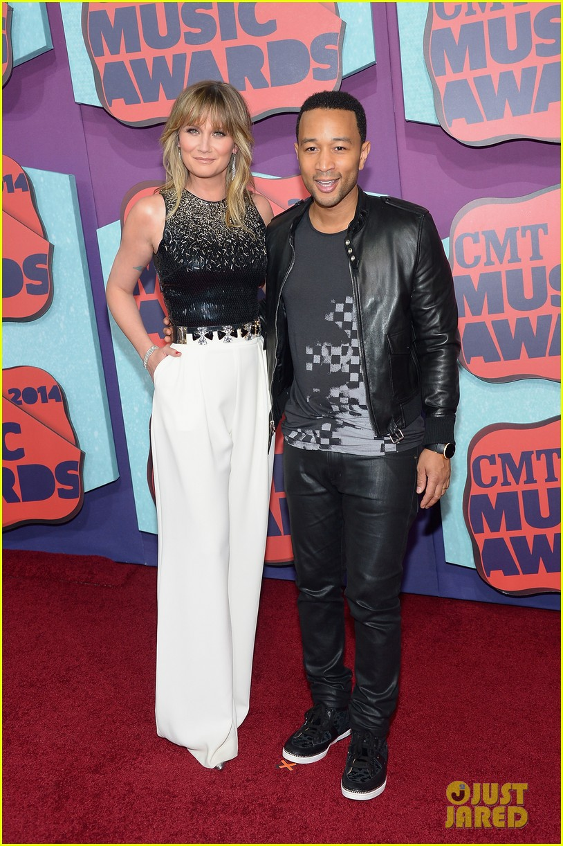 john legend jennifer nettles cmt music awards 2014 15