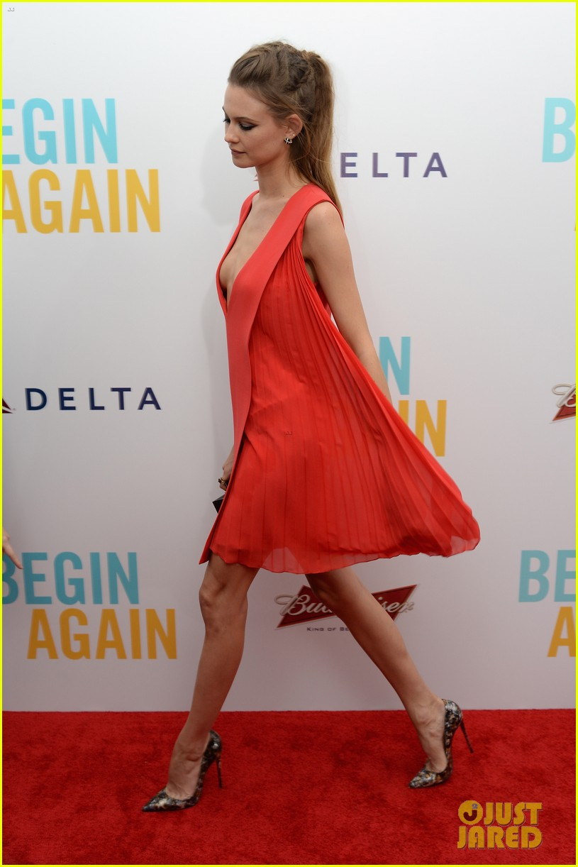 adam levine behati prinsloo begin again new york premiere 063143446
