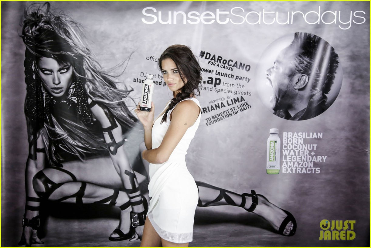 adriana lima becomes a glamazon for amazonia beverages 033125708