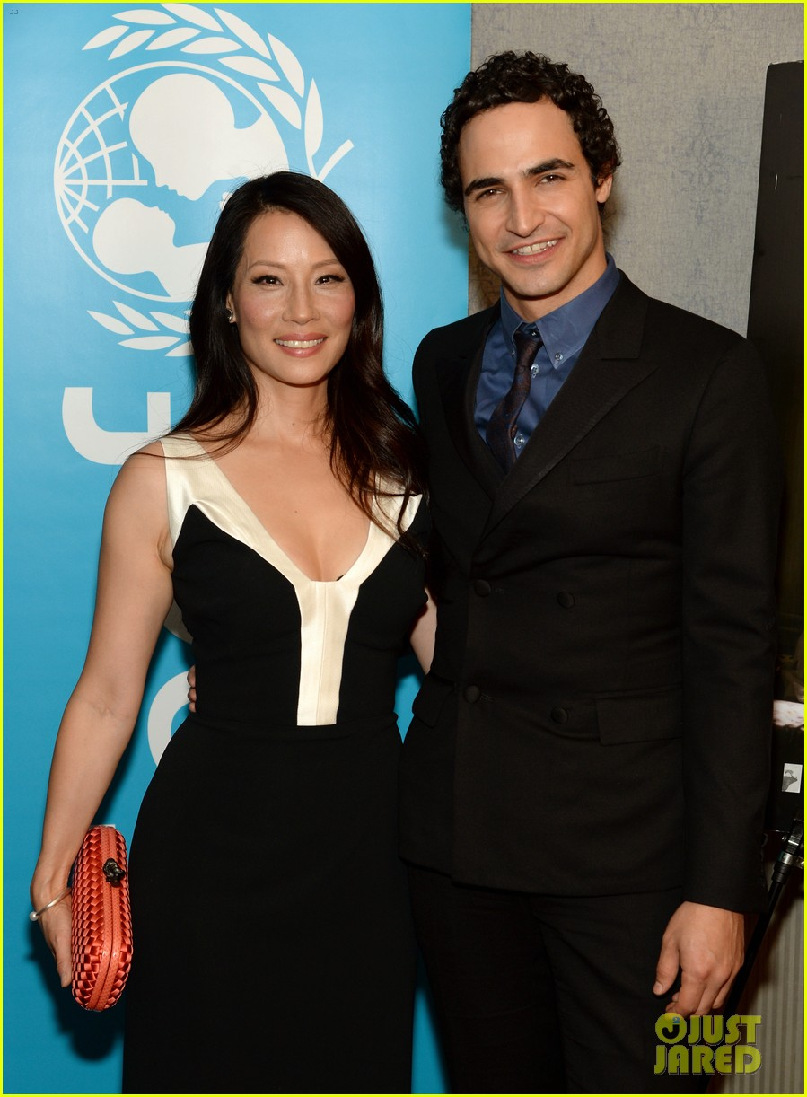lucy liu gets support from carla gugino at her meena premiere 033144642