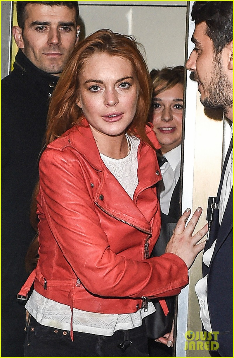 lindsay lohan is looking happier more refreshed than ever 12