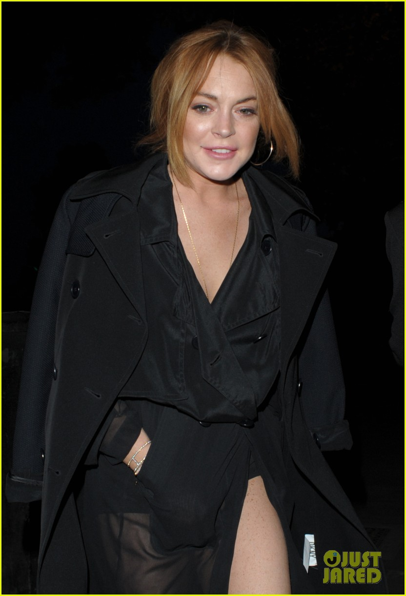 lindsay lohan party london 053136130