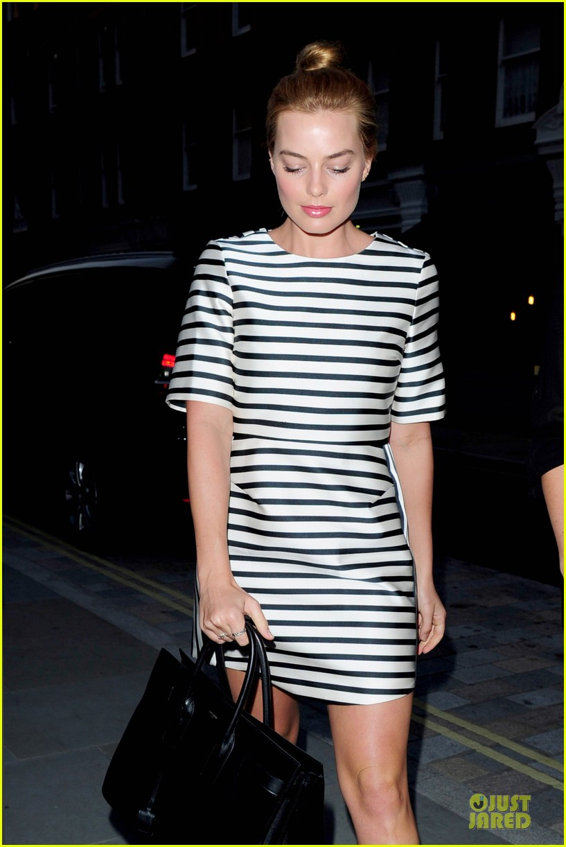lindsay lohan margot robbie red heads at chiltern firehouse 043133613