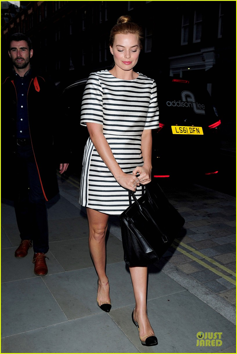 lindsay lohan margot robbie red heads at chiltern firehouse 203133629