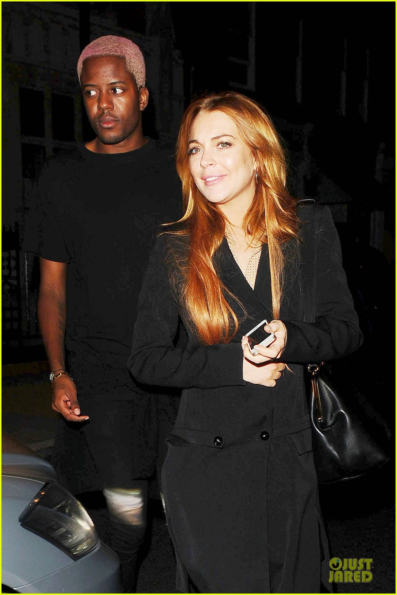 lindsay lohan thrilled to be in part of speed the plow 023145470