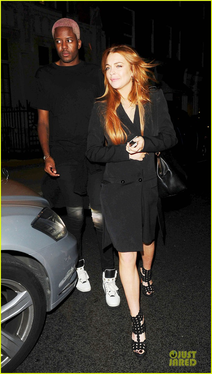 lindsay lohan thrilled to be in part of speed the plow 093145477