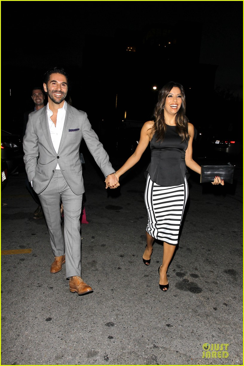eva longoria beaming with jose baston presence 033135400