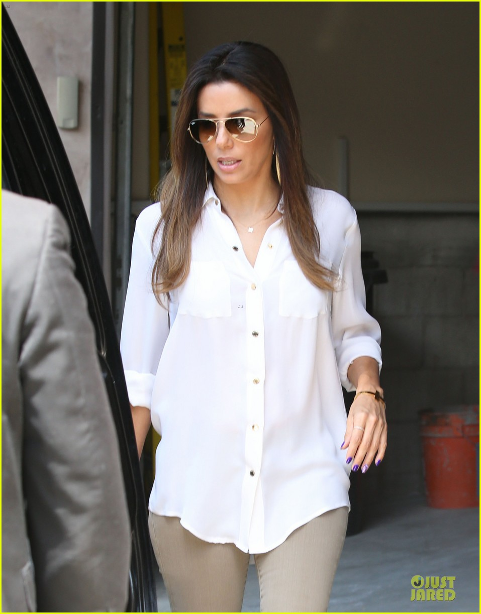eva longoria pampers sister lucky for birthday 043145061