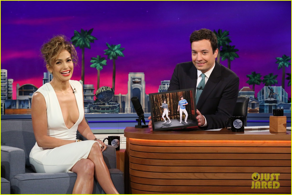 jennifer lopez dances with jimmy fallon after met ball diss 033137189