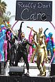 demi lovato really dont care music video shoot la pride 2014 14