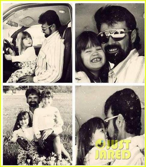 demi lovato dad death anniversary fan pic nyc 033140688