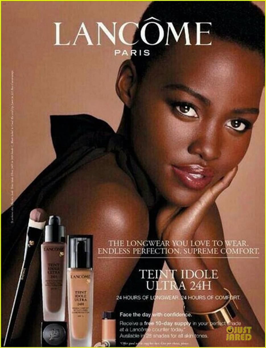 lupita nyongo flawless for lancome ad 013142692