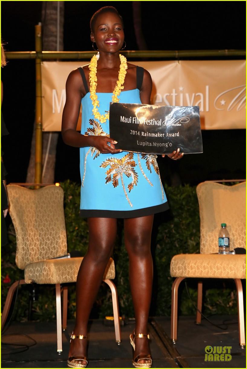 lupita nyongo rainmaker at maui film festival 033131019