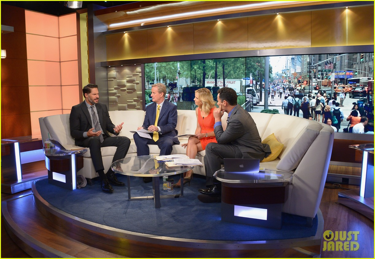 joe manganiello fox and friends 063143588