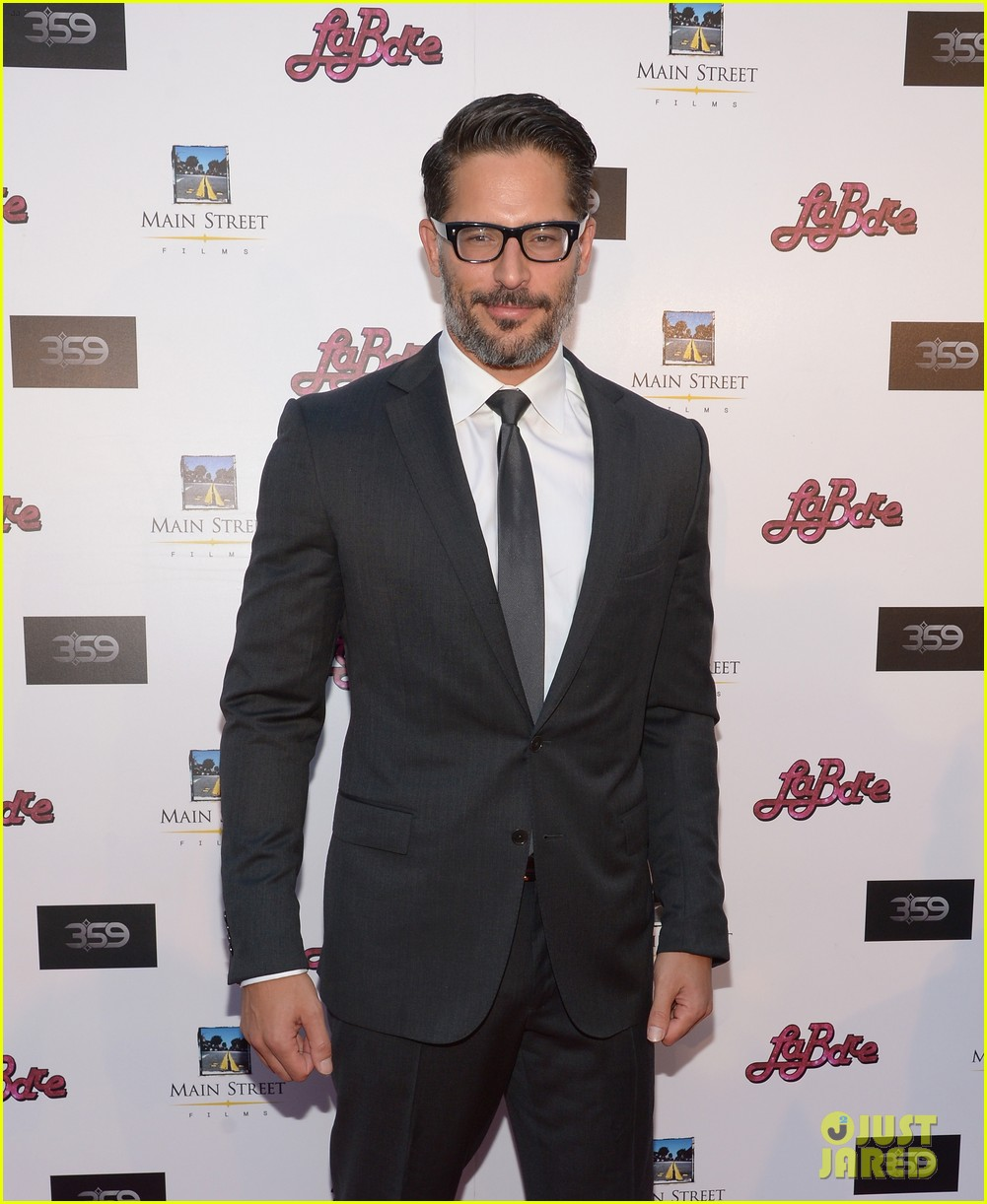 joe manganiello la bare premiere 033138786