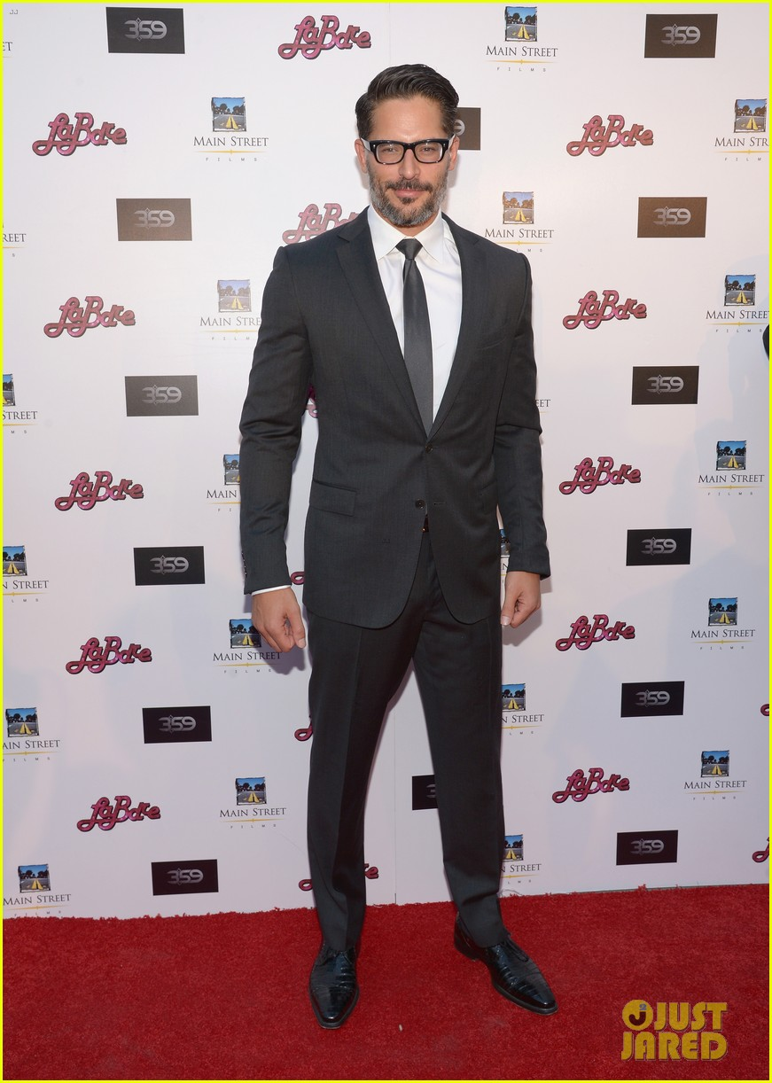 joe manganiello la bare premiere 08