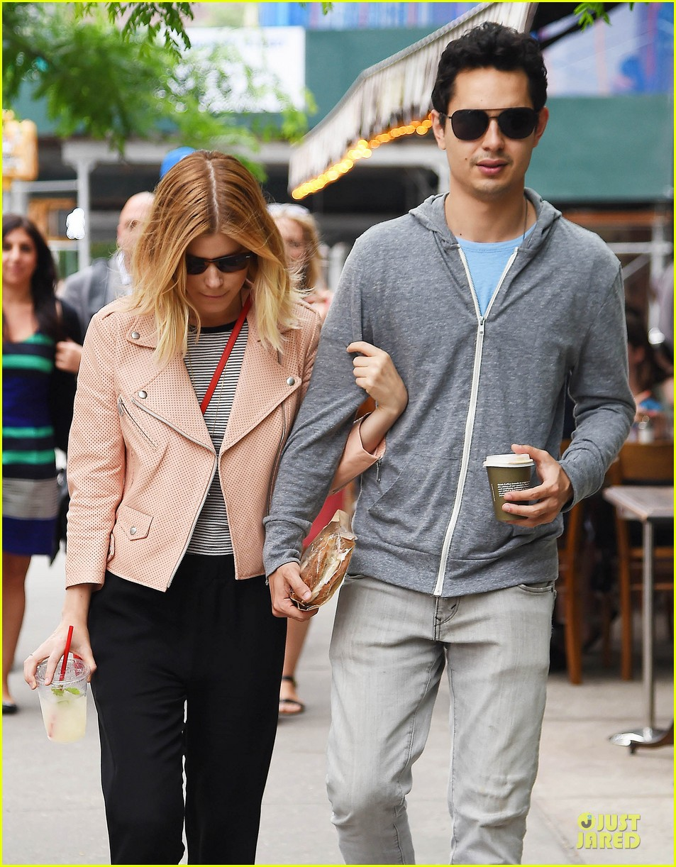 kate mara max minghella cute couple in nyc 093128581