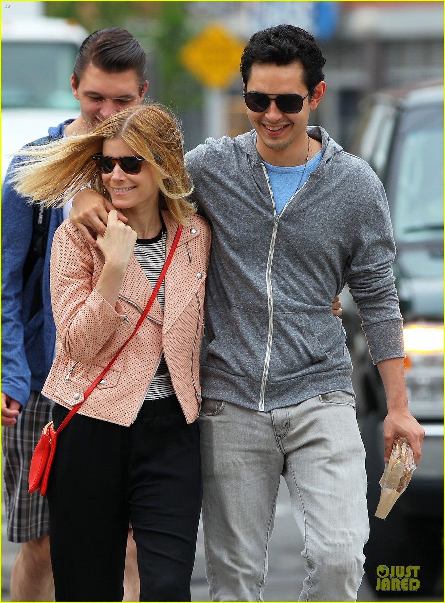 kate mara max minghella cute couple in nyc 103128582