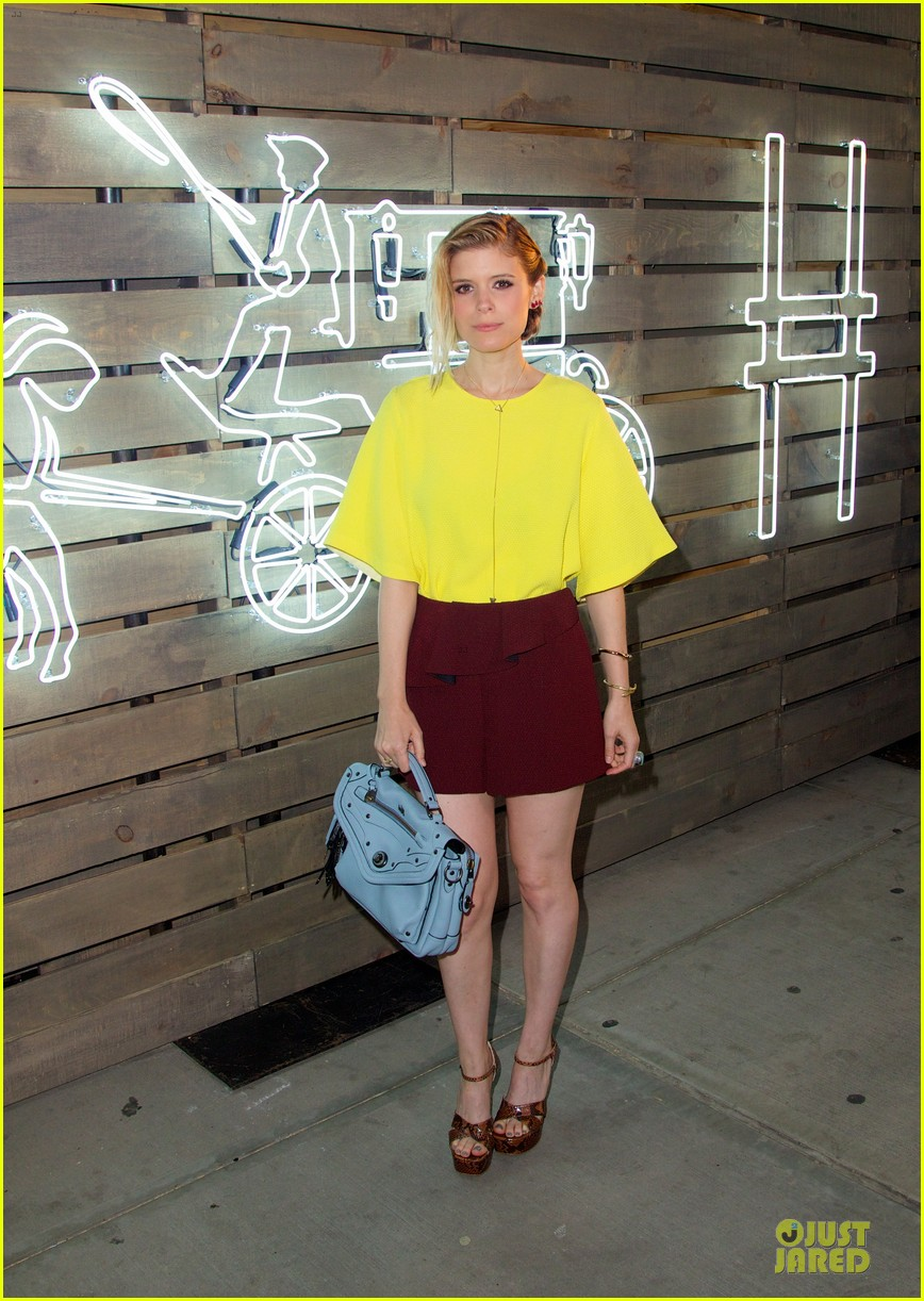 kate mara meets up with ellen page in see through top 033137701