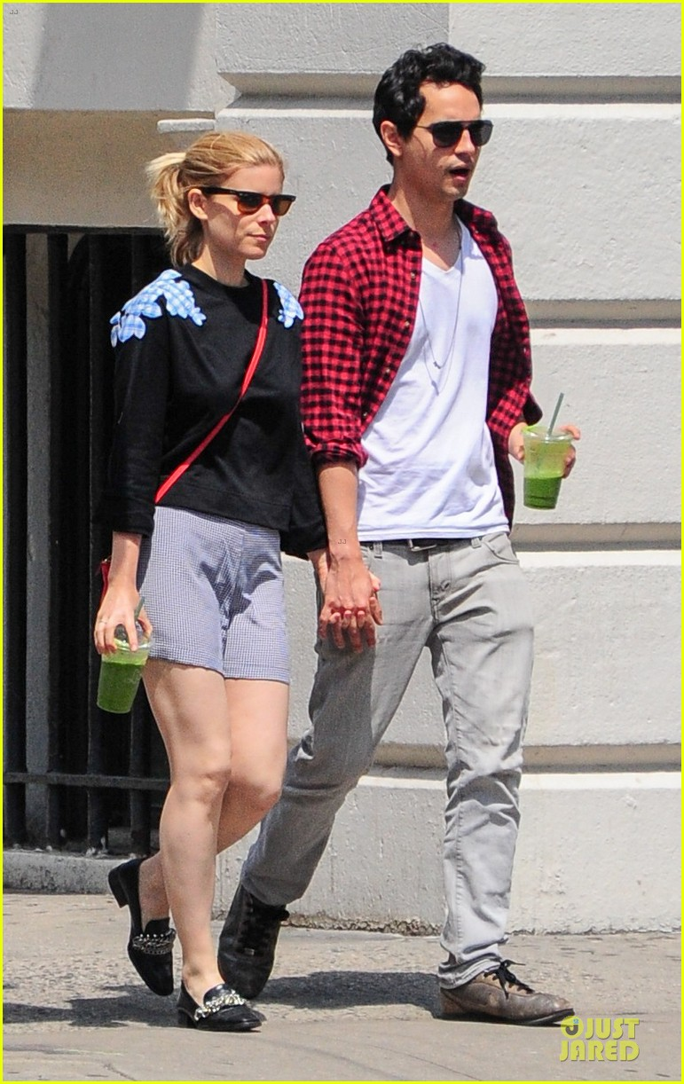 kate mara max minghella cant get enough of each other 033131091