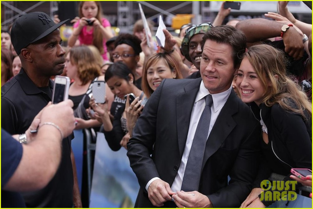 mark wahlberg promotes transformers age of extinction on gma 043143077