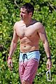 shirtless james marsden shows ripped body in hawaii 10