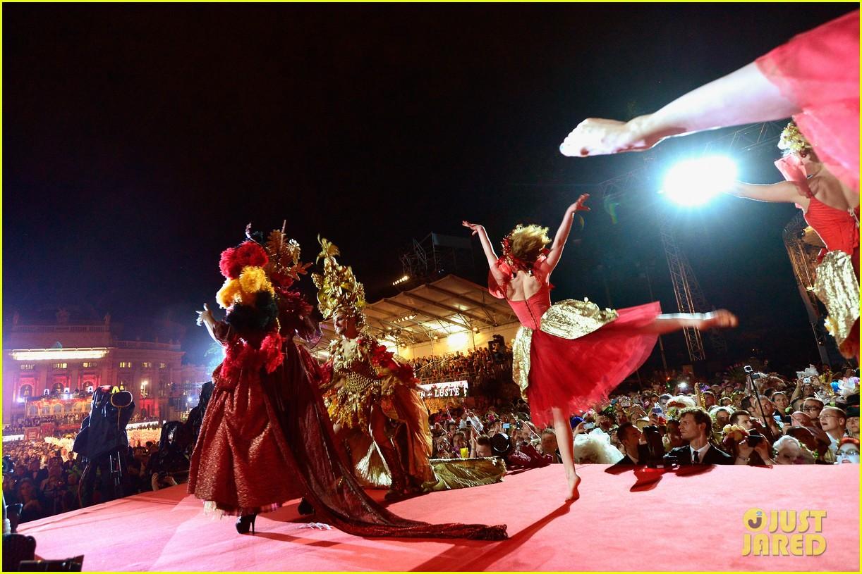 ricky martin christina perri perform at the life ball 083125663