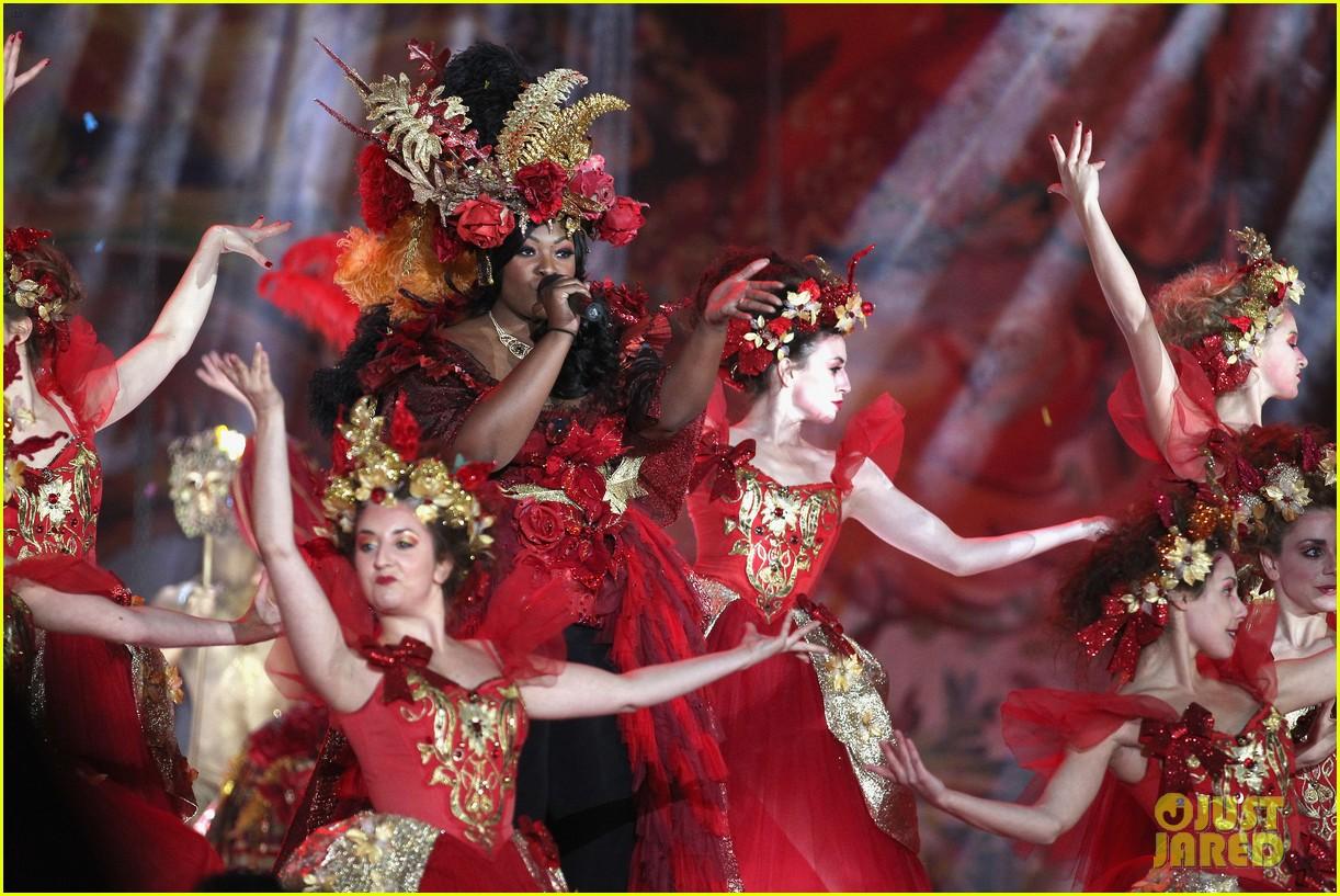 ricky martin christina perri perform at the life ball 173125672
