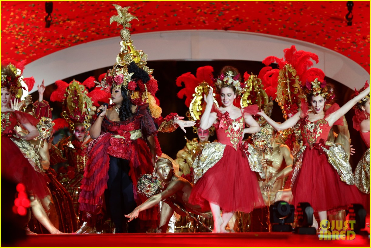 ricky martin christina perri perform at the life ball 293125684