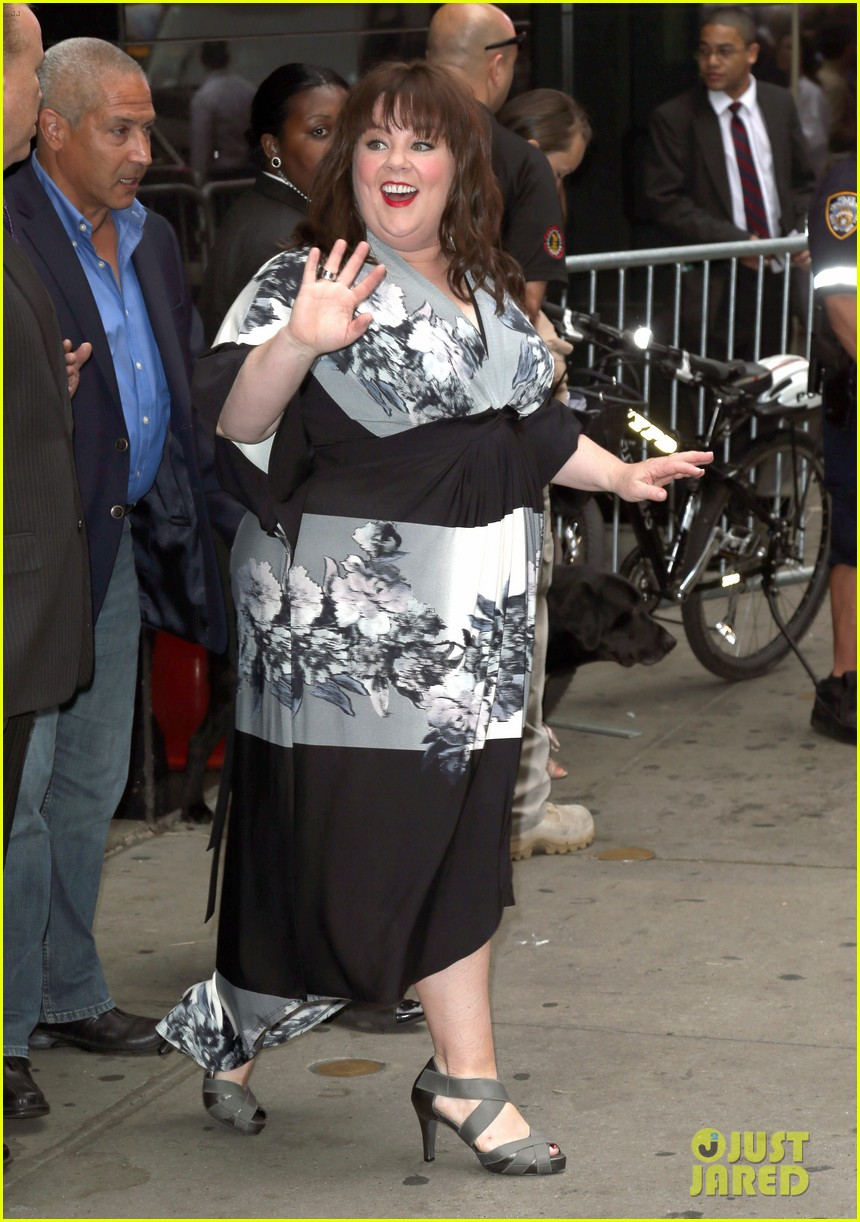 melissa mccarthy will do almost anything for a laugh 053143562