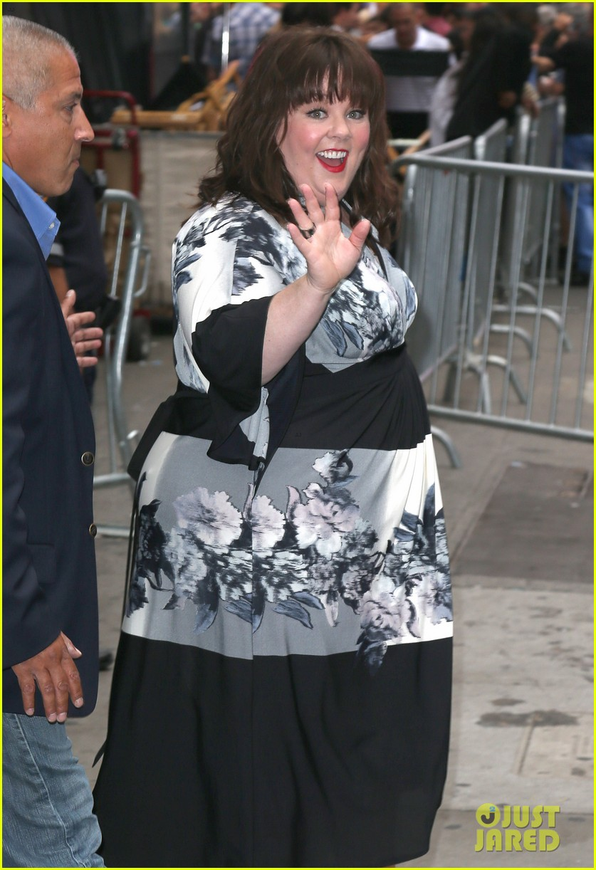 melissa mccarthy will do almost anything for a laugh 12