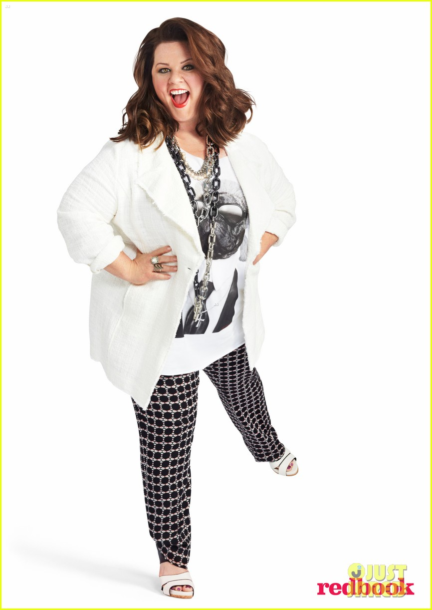 melissa mccarthy redbook july 2014 cover 043128026