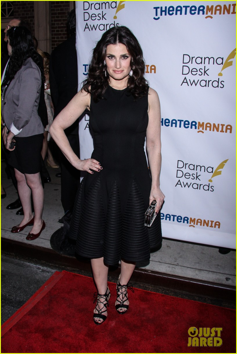 idina menzel sutton foster broadway ladies at drama desk awards 123126239